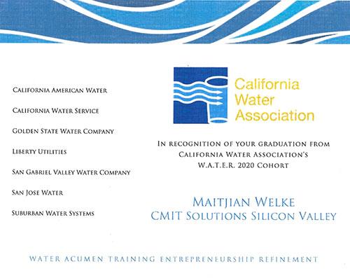California Water Association